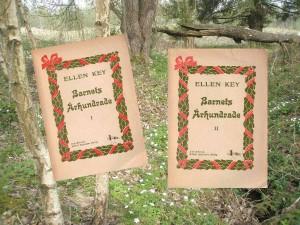 Ellen Key Barnets århundrade del l o ll hos Antikvariat CITRON