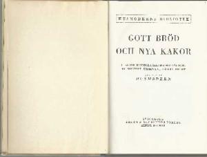 Vivi-Täckholm_gott-bröd-och-nya-kakor_2_Antikvariat-CITRON