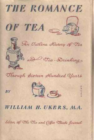 Mr Ukers is the editor of the Coffee Trade Journal. He has literally spent a lifetime studying the fascinating history of tea - its origins, manufacture, and influence, and the rise of its popularity in every part of the world