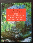 Tyska botaniska trädgårdar - nya resmål?