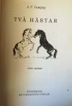 Hästböcker hos Antikvariat CITRON
