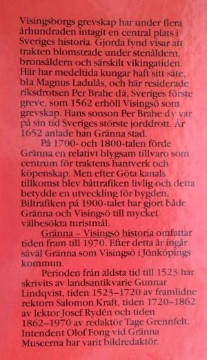 Baksidestext Gränna Visingsö Historia 3