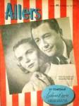 """ANTIKVARIAT CITRON Ett urval från vår """"bunt"""" med ALLERS veckotidningar från slutet av 40-talet."""