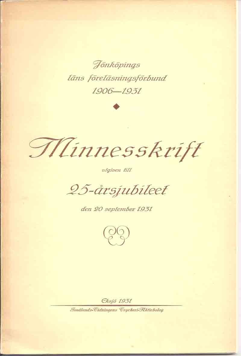 Jönköpings-läns-föreläsningsförbund-1906—1931