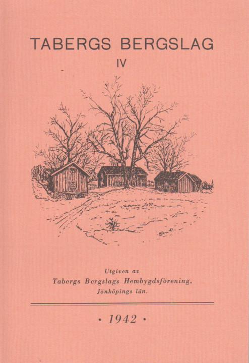 TABERGS BERGSLAG IV No 4 1942