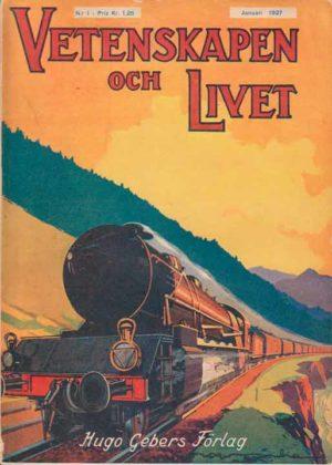 Vetenskapen och Livet Nr 1 Januari 1927