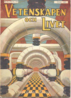 Vetenskapen och Livet Nr 10 Oktober 1927