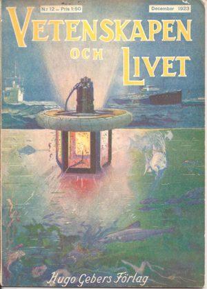 Vetenskapen och Livet Nr 12 December 1923