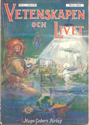 Vetenskapen och Livet Nr 3 Mars 1923