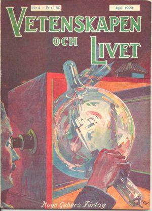 Vetenskapen och Livet Nr 4 April 1924