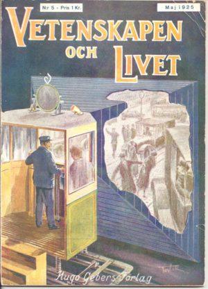 Vetenskapen och Livet Nr 5 Maj 1925