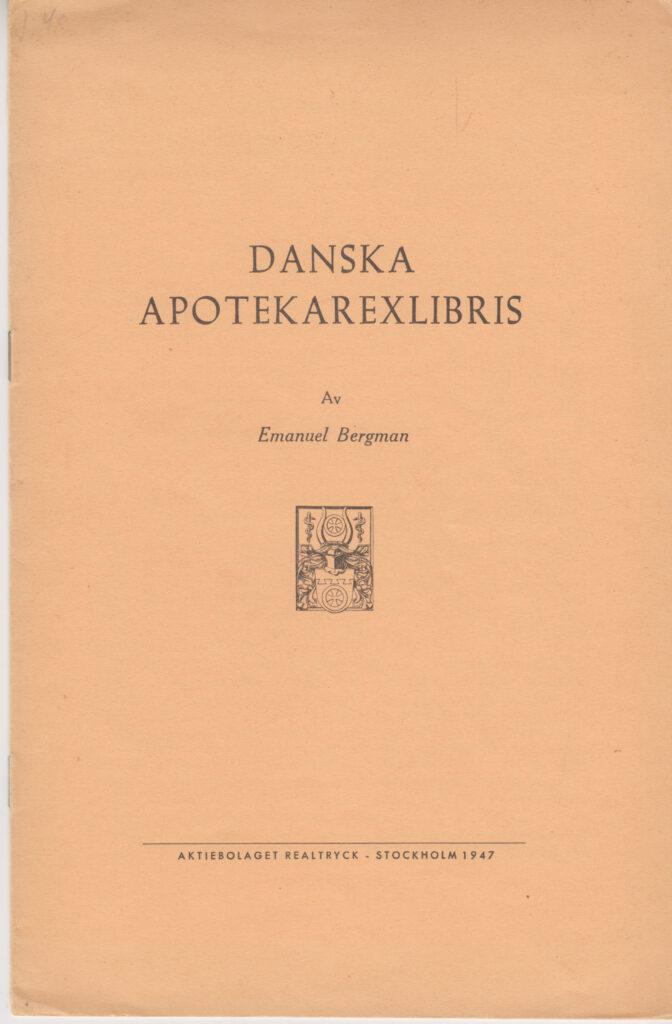 Denna bild har ett alt-attribut som är tomt. Dess filnamn är Danska-apotekarexlibris.-1947_1-672x1024.jpg